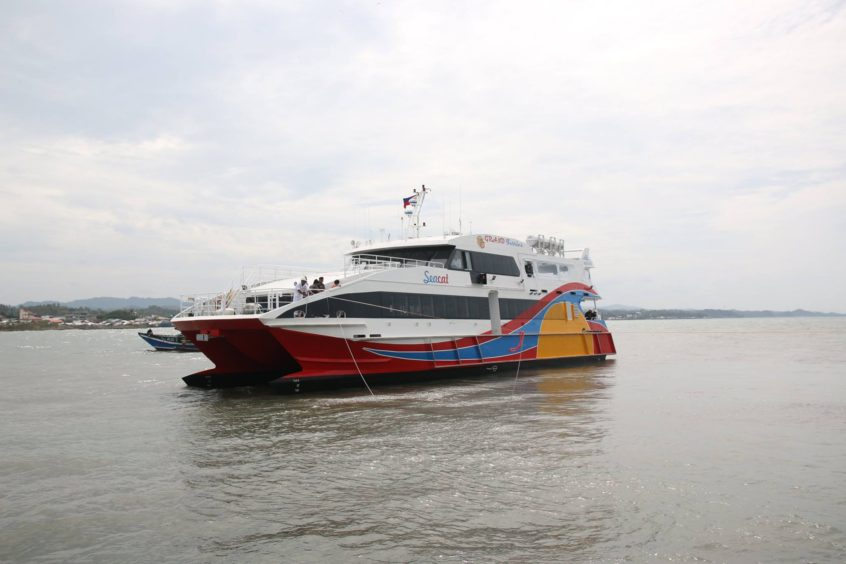 Sea Cat Ferry