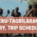 Getting from Cebu to Tagbilaran: Ferry, Trip Schedules