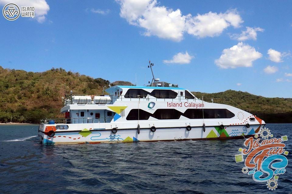 Island Water Transport ferry Cebu to Tagbilaran