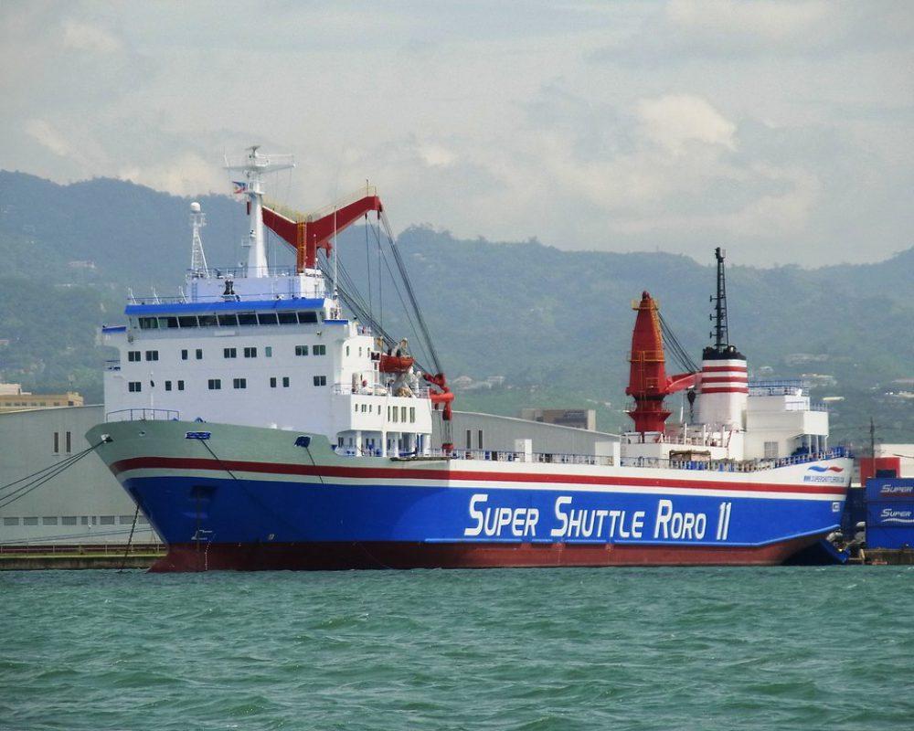 Super Shuttle Roro - Vessel