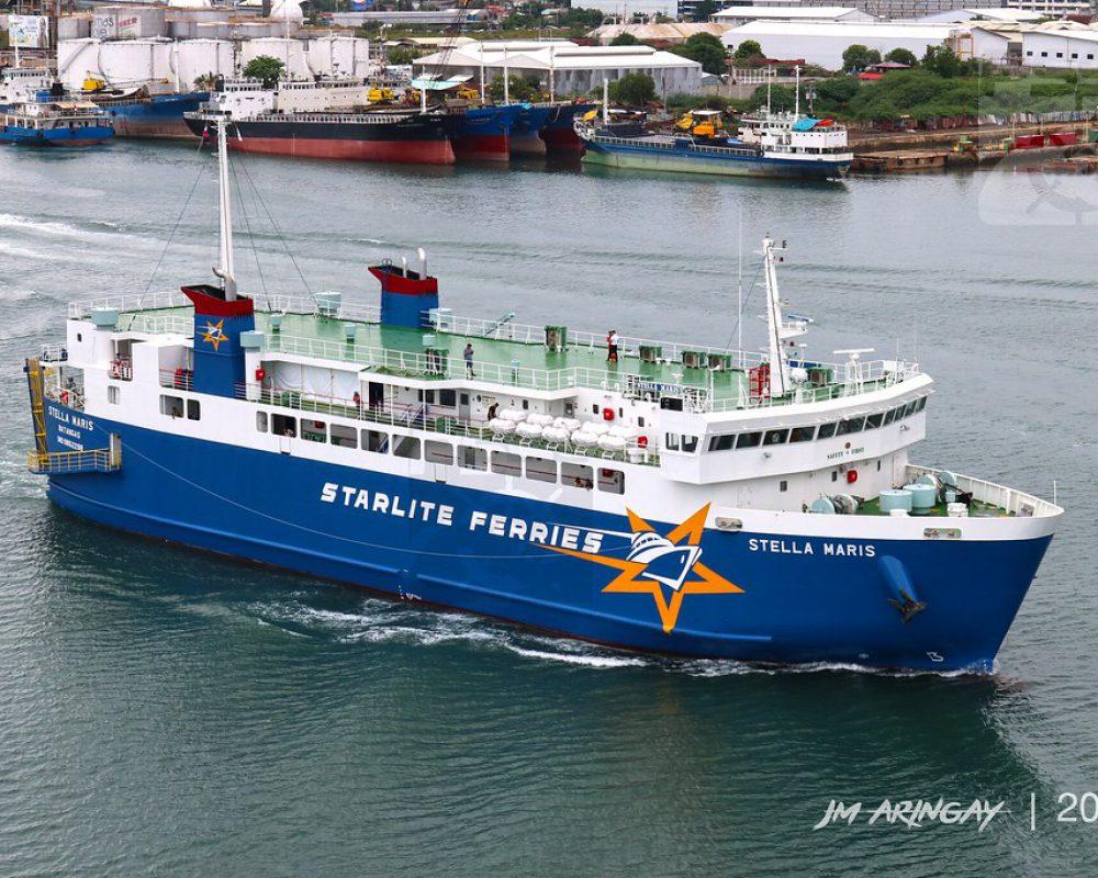 Starlite Ferries - Vessel