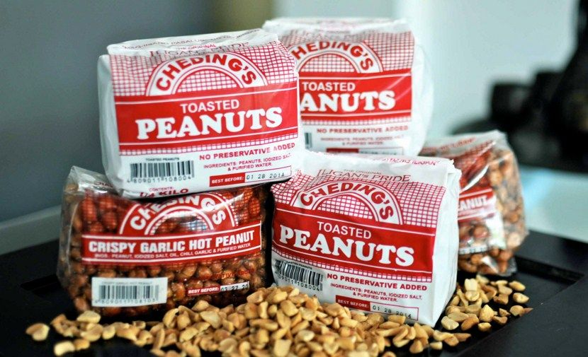 Cheding's Toasted Peanuts