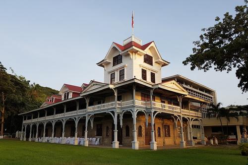Siliman Hall Dumaguete
