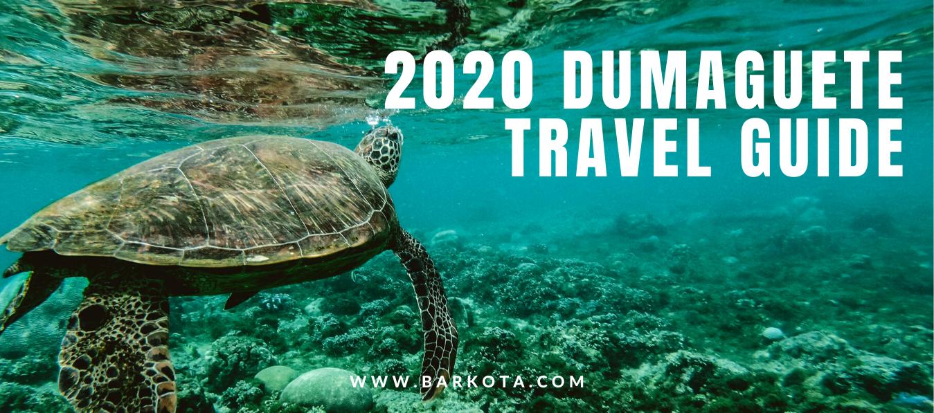 2020 Dumaguete Travel Guide