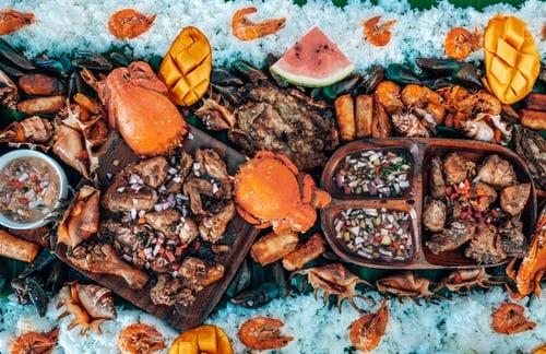 food trip in caticlan