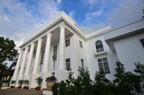 Exterior Shot of Negros Museum