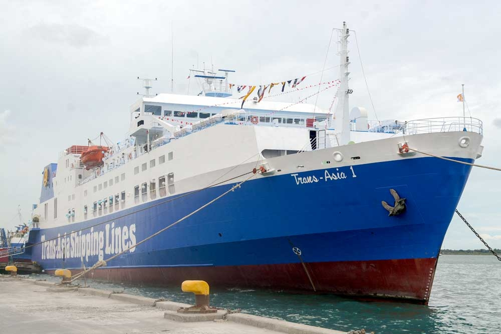 Trans Asia - Vessel