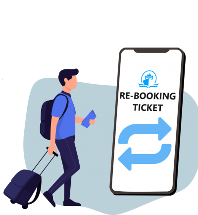 Rebooking Ticket