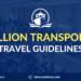 Medallion Transport Inc. Travel Guidelines