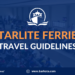 Starlite Ferries Passenger Travel Guidelines