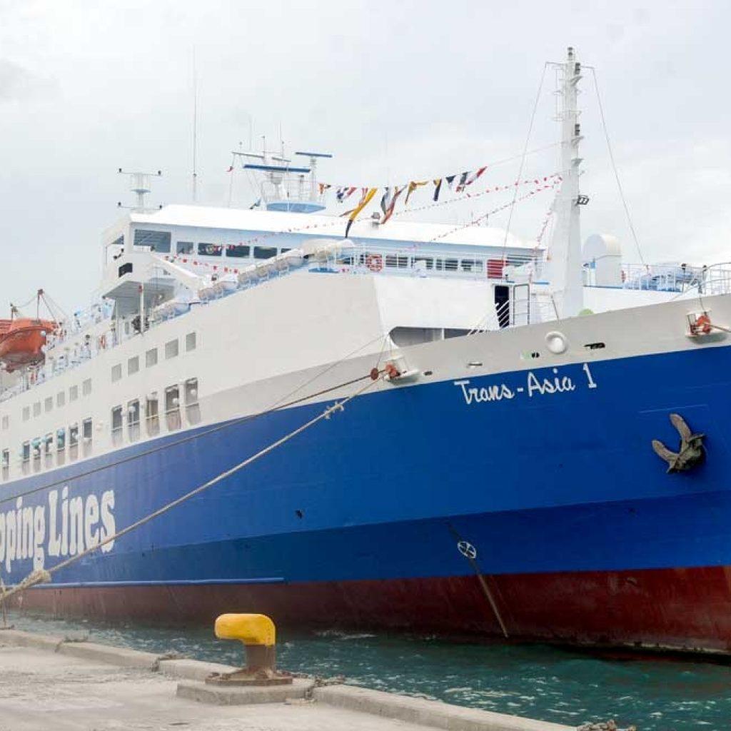 Trans-Asia Cebu to Cagayan de Oro