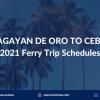 CDO to Cebu