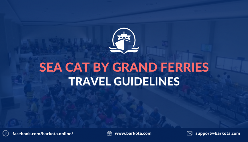 Sea Cat Travel Guidelines