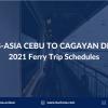 Trans-Asia Cebu to Cagayan de Oro Trip Schedule thumbnail