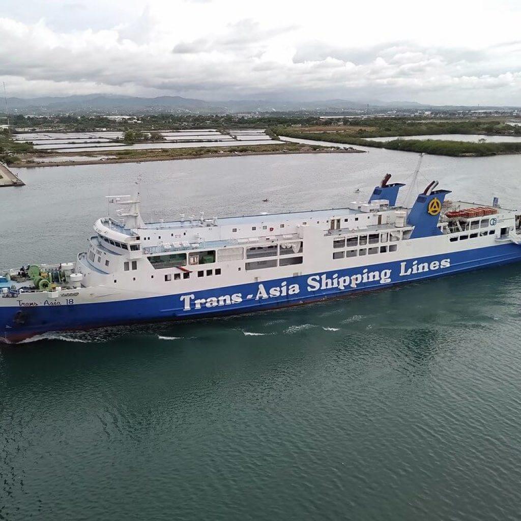 Trans-Asia Cebu to Ozamiz ferry 18