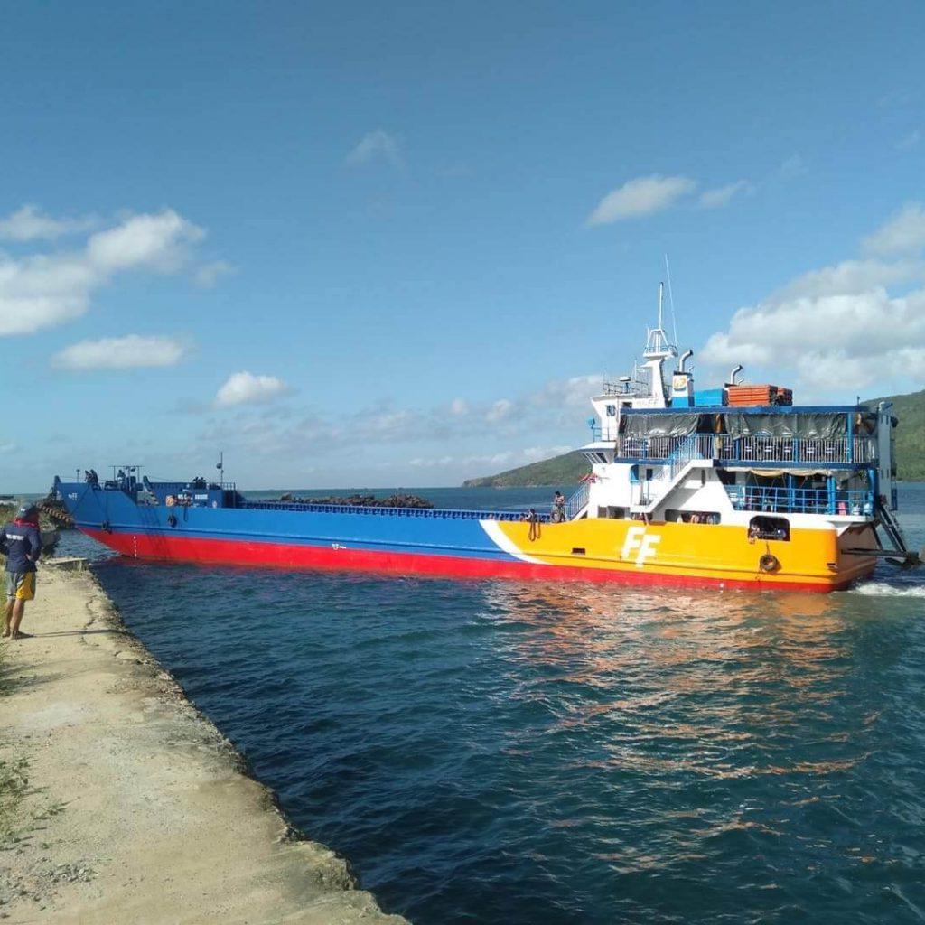 FF Cruz Shipping Guimaras to Iloilo Vessel