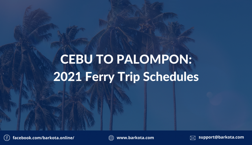 cebu to palompon ferry schedule
