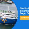 Starlite Ferries Batangas to Cebu